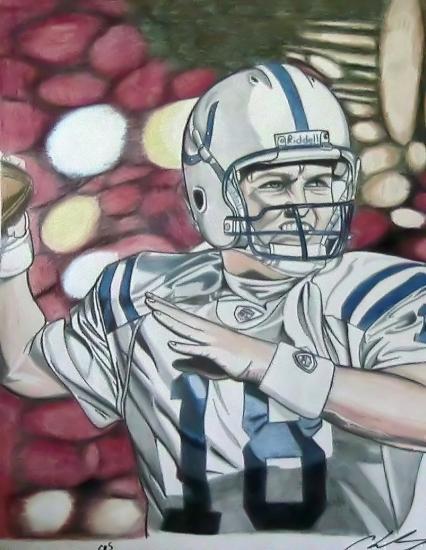 Peyton Manning par Charles23Reed